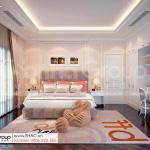 23 Thiết kế phòng ngủ 4 cho cháu gái đẹp tại hà nội sh btp 0160