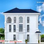 3 Kiến trúc biệt thự tân cổ điển kết với 2 mặt tiền tại quang ninh sh btp 0160
