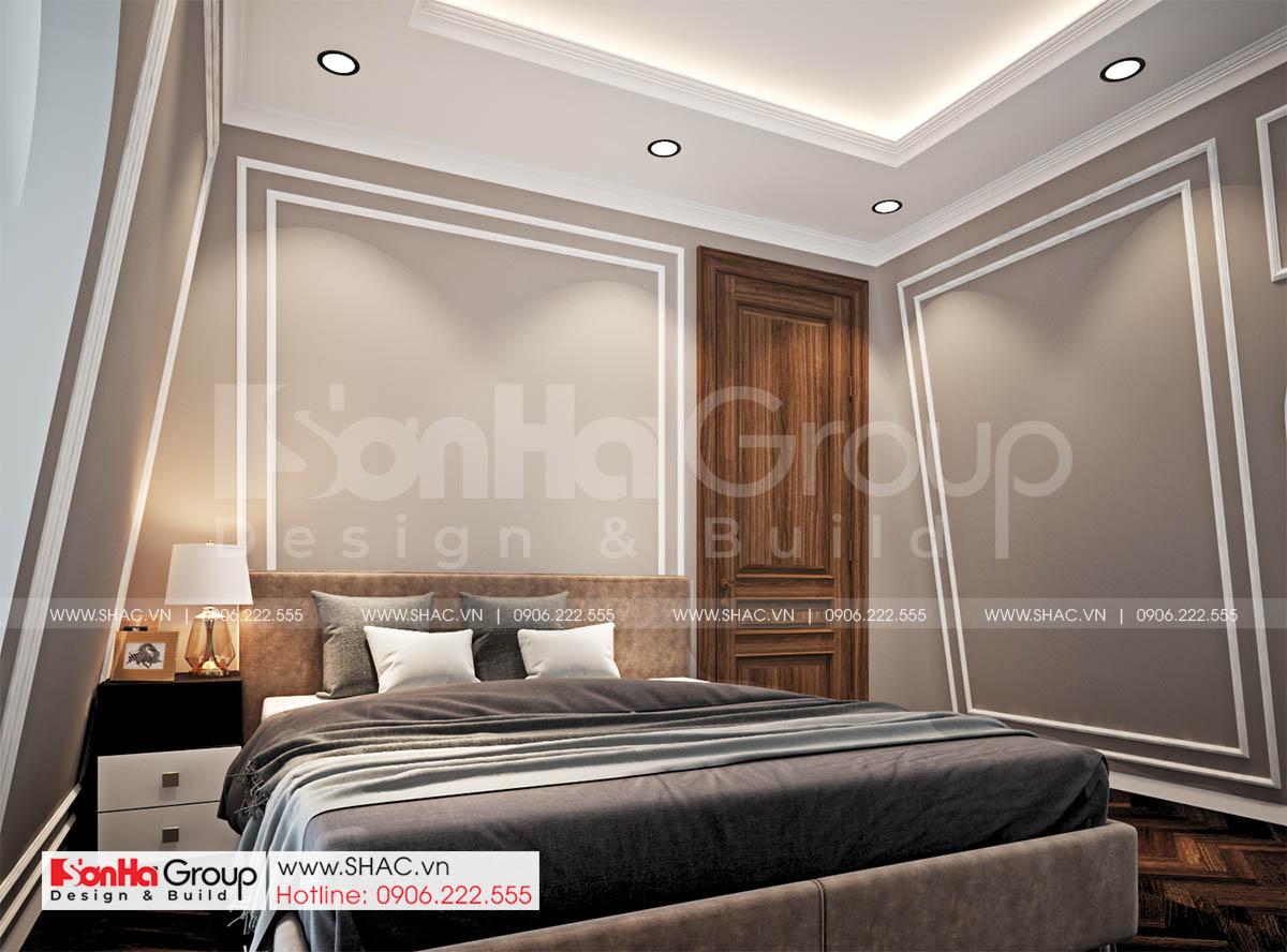 Nội thất phòng ngủ cho người giúp việc đẹp và tiện nghi