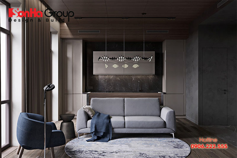 Không gian nhà đẹp trở nên thanh lịch và duyên dáng với gạch ốp tường