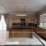 46 phòng bếp với nội thất đẳng cấp biệt thuwj4 tầng SH BTP 0161