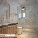 52 nội thất cao cấp được sử dụng trong thiết kế WC nhà biệt thự SH BTP 0161