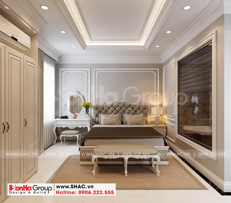 Mẫu phòng ngủ đẹp chiếm trọn thiện cảm của gia chủ thông thái