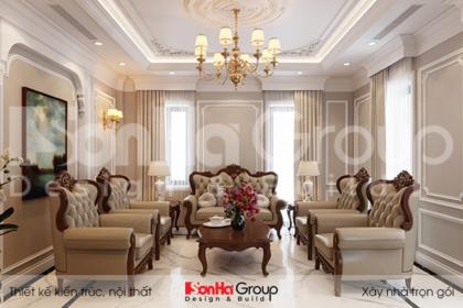 BIA Thiết kế nội thất tân cổ điển dự án Hoàng Huy Mall Hải Phòng sh hhm 001