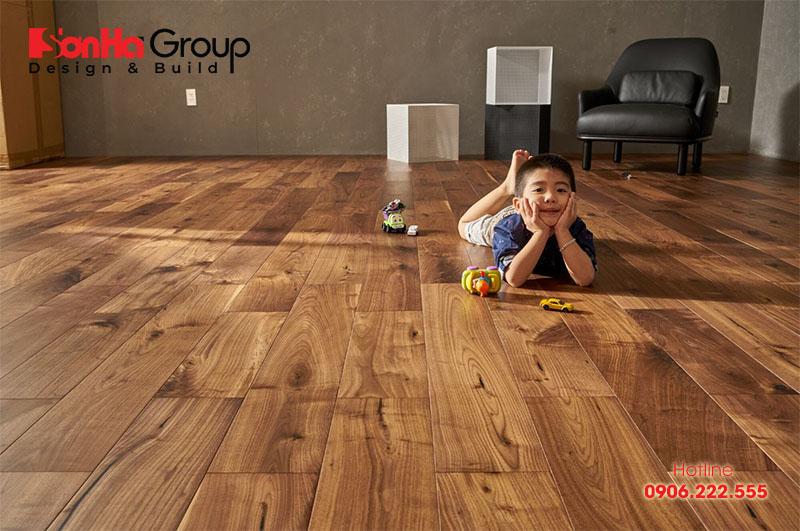 Cách xử lý sàn gỗ bị phồng rộp chuẩn kỹ thuật nhất và dễ thực hiện
