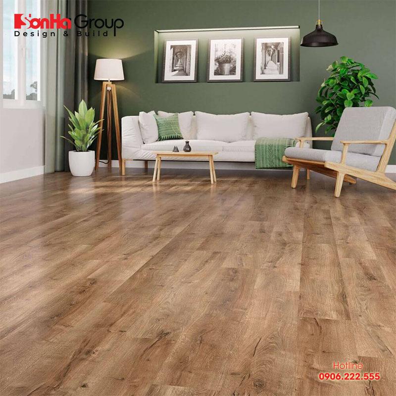 Sàn gỗ phát tiếng kêu xẹt xẹt khi đi lại có thể tự khắc phục