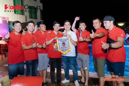 Sơn Hà Group giành ngôi vương sau nửa thập ký chờ đợi
