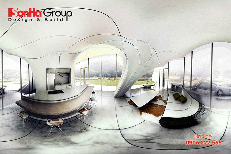 Tương lai của thiết kế nội thất trong nhà sẽ được điều hành bởi máy in 3D