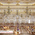 11 không gian hội trường cưới trong trung tâm tiệc cưới 4 tầng tại Đồng Nai SH BCK 0053