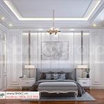 11 phòng ngủ ấm cúng và tinh tế của thiết kế nhà ống tân cổ điển tại Hải Dương SH NOP 0216