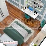 17 phòng ngủ 3 đẹp ấn tượng trong căn nhà phố tinh tế 4 tầng tại Hải Dương SH NOP 0216