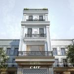 2 thiết kế nhà phố hiện đại kết hợp kinh doanh 5 tầng sh NOP 0214