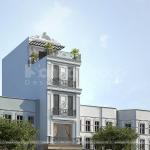 3 mẫu nhà phố tân cổ điển 5 tầng sang trọng và thông minh mặt tiền 5m sh NOP 0214