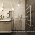 30 không gian phòng tắm trong biệt thự đẹp 2 tầng tại Hải Phòng SH BTD 0082