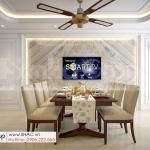 5 phòng ăn thanh lịch trong nhà phố 4 tầng diện tích 72m2 tại Hải Dương SH NOP 0216