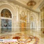 6 không gian nội thất trung tâm tiệc cưới diện tích 1932m2 SH BCK 0053
