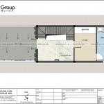 8 bố trí công năng tầng 5 nhà ống kết hợp kinh doanh tại lạng sơn sh NOP 0214