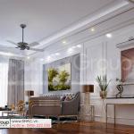 9 phòng khách độc đáo và sang trọng trong thết kế nhà đẹp tại Hải Dương SH NOP 0216
