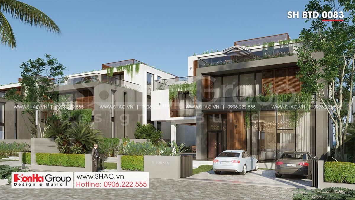 Cuộc sống như mơ trong ngôi biệt thự nghỉ dưỡng 500m2 thiết kế hiện đại tại KĐT Phương Đông Vân Đồn (Quảng Ninh) 3
