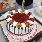 10 bánh sinh nhật tổng giám đốc Sơn Hà Group