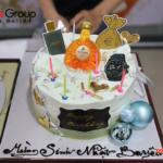 11 bánh sinh nhật dành tặng tổng giám đốc Sơn Hà Group