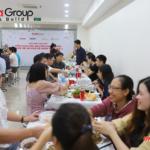 12 nâng ly chúc mừng ngày vui của cả Sơn Hà Group