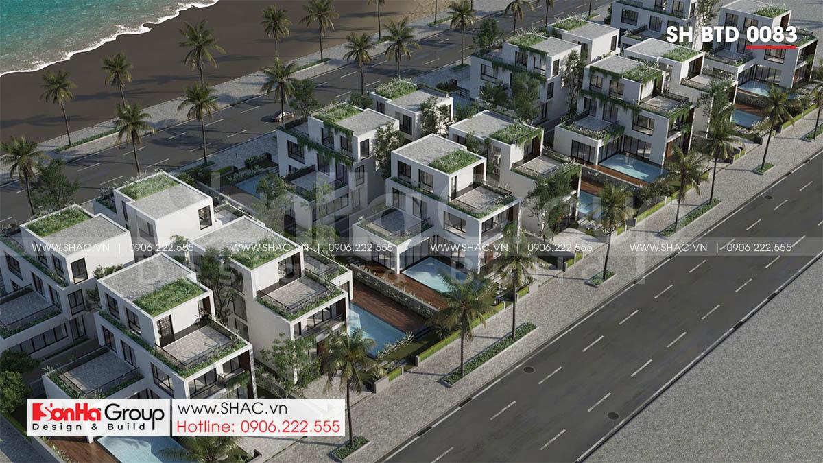 Cuộc sống như mơ trong ngôi biệt thự nghỉ dưỡng 500m2 thiết kế hiện đại tại KĐT Phương Đông Vân Đồn (Quảng Ninh) 7