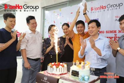 19 cùng chúc mừng ngày vui của tập thể Sơn Hà Group