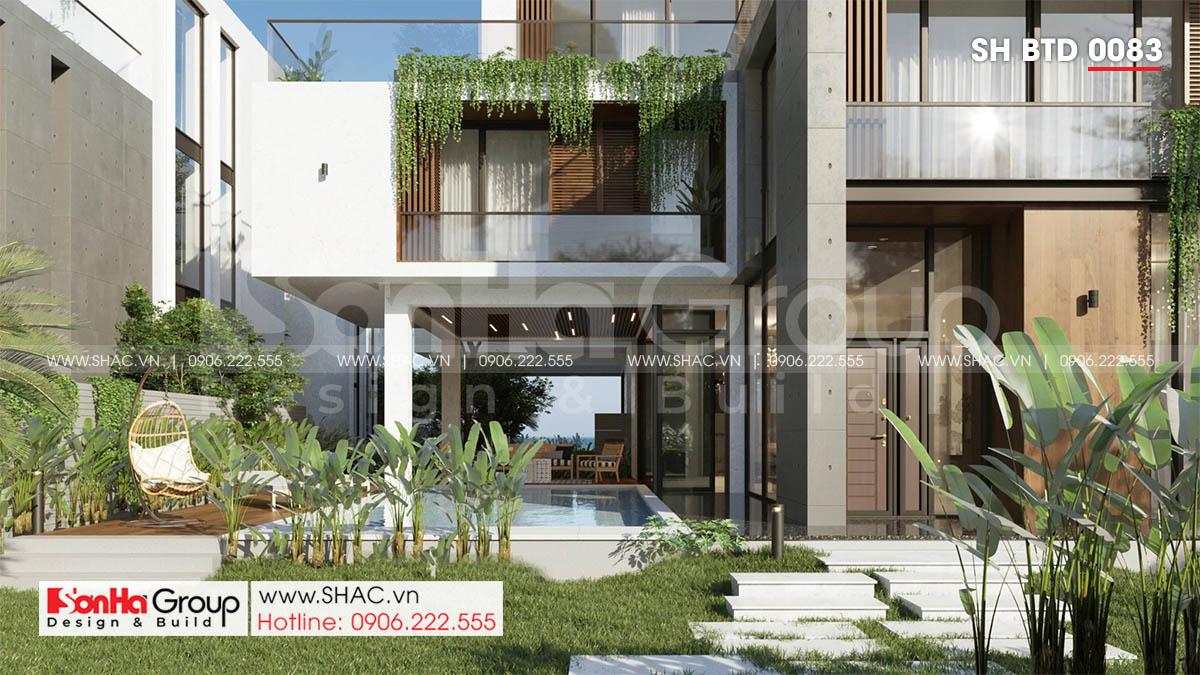 Cuộc sống như mơ trong ngôi biệt thự nghỉ dưỡng 500m2 thiết kế hiện đại tại KĐT Phương Đông Vân Đồn (Quảng Ninh) 5