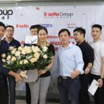 21 tổng giám đốc Nguyễn Hoàng Long cùng các CNBV có sinh nhật trong quý III