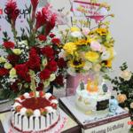 22 một góc đẹp của bữa tiệc mừng sinh nhật CBNV Sơn Hà Group