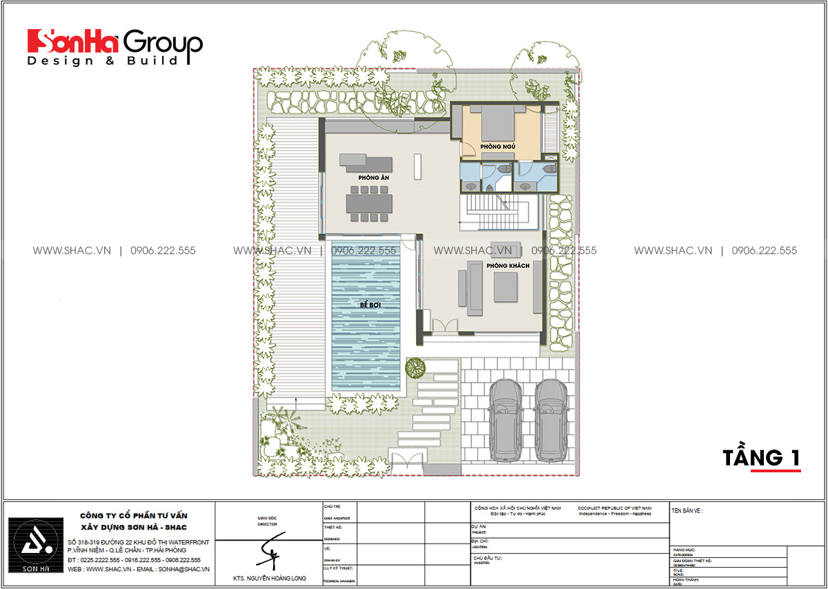 Cuộc sống như mơ trong ngôi biệt thự nghỉ dưỡng 500m2 thiết kế hiện đại tại KĐT Phương Đông Vân Đồn (Quảng Ninh) 9