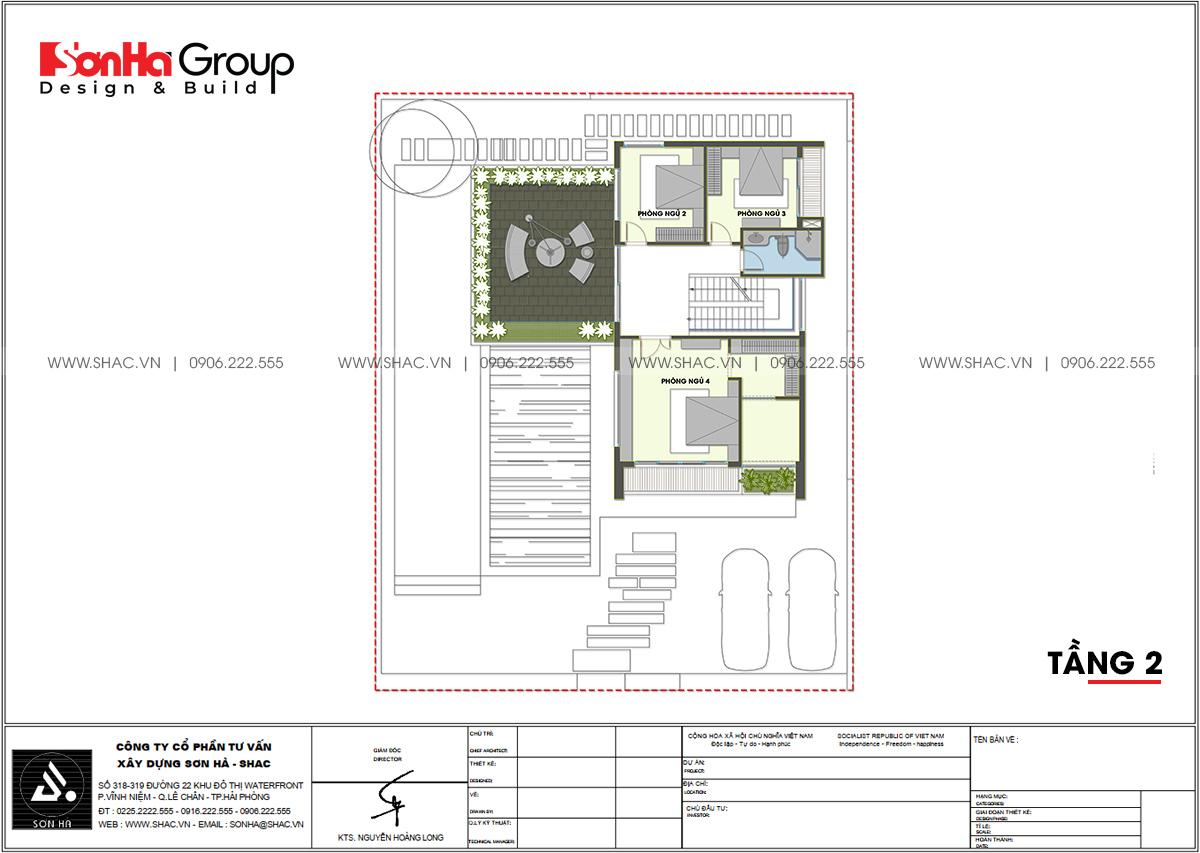 Cuộc sống như mơ trong ngôi biệt thự nghỉ dưỡng 500m2 thiết kế hiện đại tại KĐT Phương Đông Vân Đồn (Quảng Ninh) 10