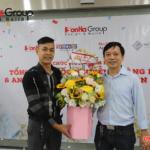 24 Tổng giám đốc Nguyễn Hoàng Long cùng CBNV Sơn Hà Group