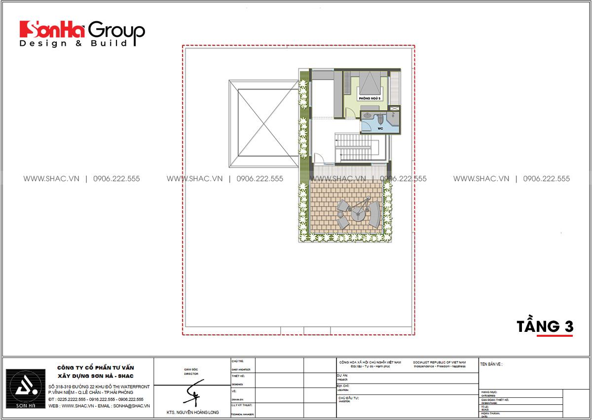 Cuộc sống như mơ trong ngôi biệt thự nghỉ dưỡng 500m2 thiết kế hiện đại tại KĐT Phương Đông Vân Đồn (Quảng Ninh) 11