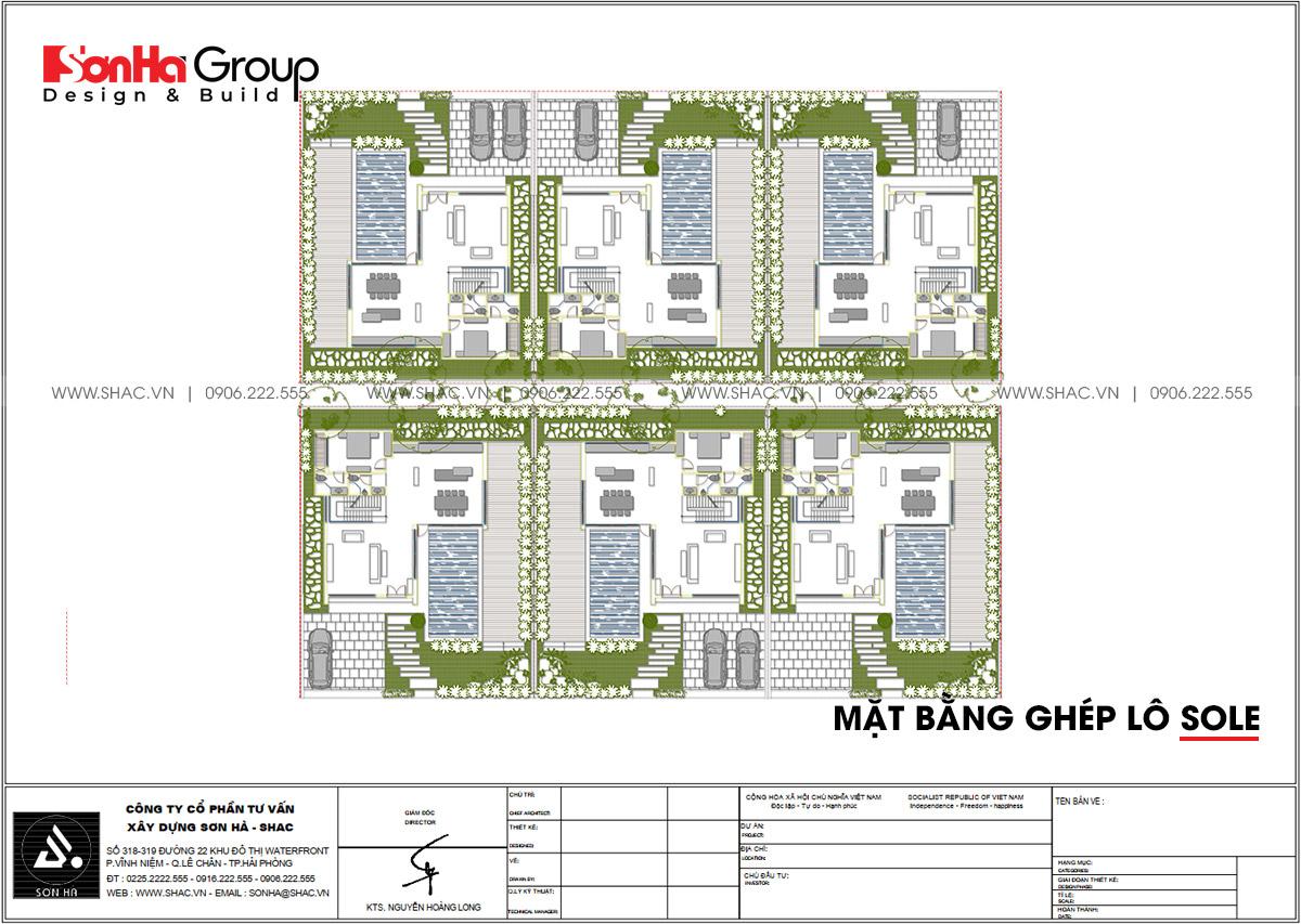 Cuộc sống như mơ trong ngôi biệt thự nghỉ dưỡng 500m2 thiết kế hiện đại tại KĐT Phương Đông Vân Đồn (Quảng Ninh) 12