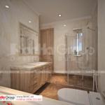 26 nội thất cao cấp được sử dụng trong WC nhà biệt thự SH BTP 0163