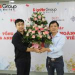 27 Tổng giám đốc Nguyễn Hoàng Long cùng CBNV Sơn Hà Group