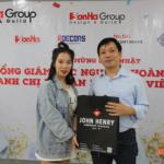 28 Tổng giám đốc Nguyễn Hoàng Long cùng CBNV Sơn Hà Group