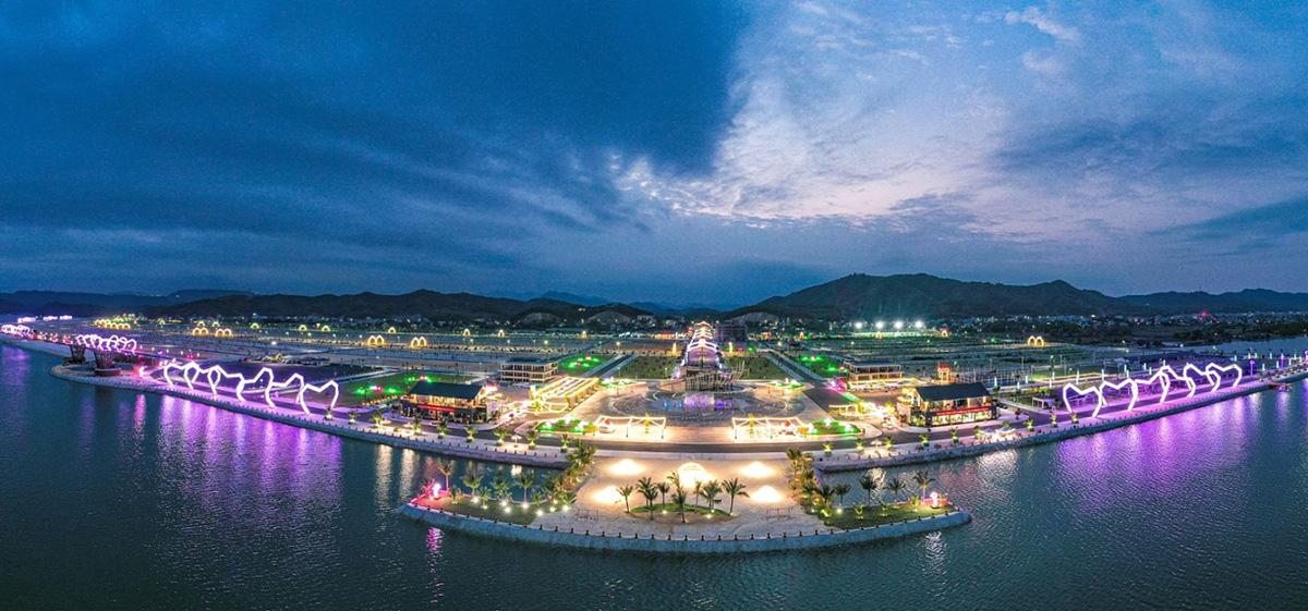 Khu đô thị đa chức năng Phương Đông Vân Đồn Quảng Ninh đáng sống