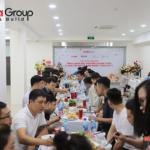 5 bữa tiệc sinh nhật ấm áp và hạnh phúc của đội ngũ nhân viên Sơn Hà Group