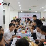 6 nâng ly chúc mừng sinh nhật toàn thể CBNV Sơn Hà Group