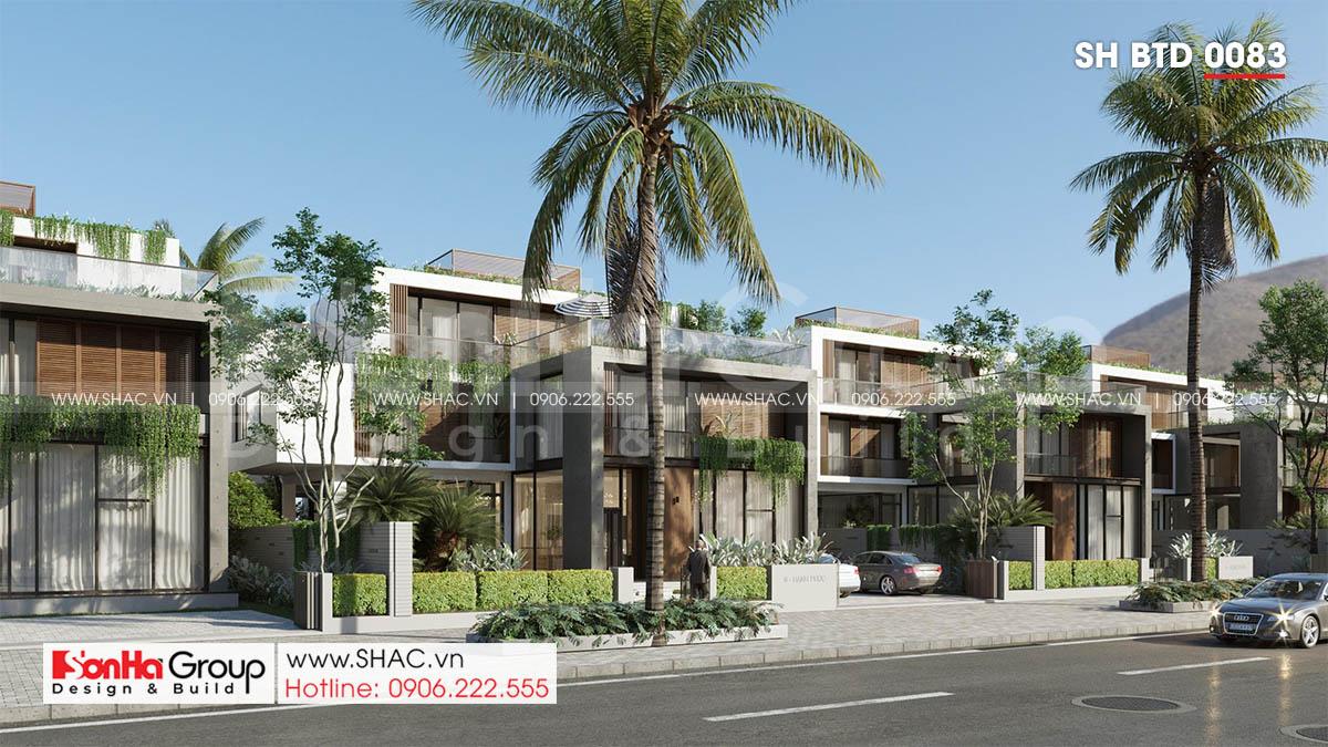 Cuộc sống như mơ trong ngôi biệt thự nghỉ dưỡng 500m2 thiết kế hiện đại tại KĐT Phương Đông Vân Đồn (Quảng Ninh) 4