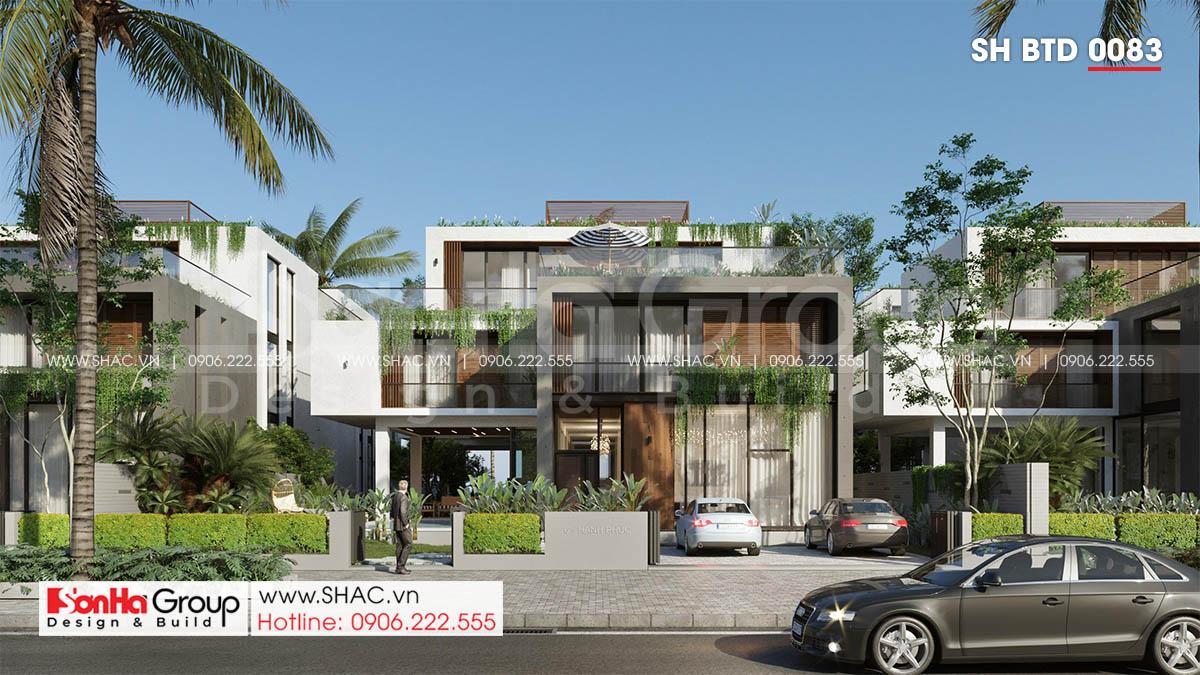 Cuộc sống như mơ trong ngôi biệt thự nghỉ dưỡng 500m2 thiết kế hiện đại tại KĐT Phương Đông Vân Đồn (Quảng Ninh) 1