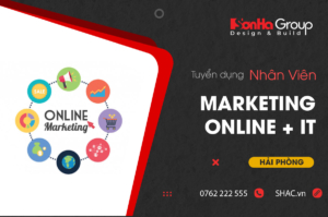 Tuyển dụng marketing online 2021