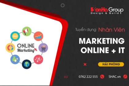 Tuyển dụng marketing online 2021