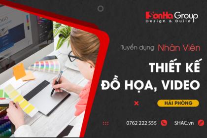 Tuyển dụng nhân viên thiết kế đồ họa 2021