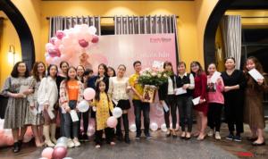 Những nàng thơ của Sơn Hà Group cùng khoe sắc