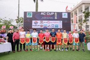 Các đội bóng tham gia AC Cup 2021